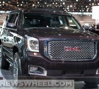 fuel efficiency on the 2015 Yukon Denali