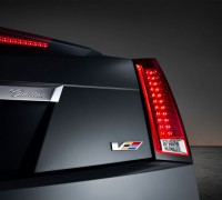 2016 Cadillac CTS-V performance