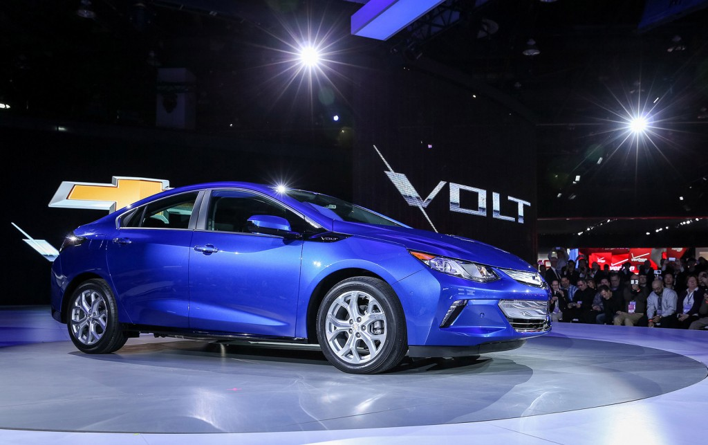 new Chevrolet Volt price