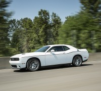2015 Dodge Challenger Safety Rating