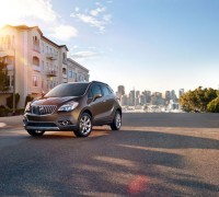 Buick Encore's safety