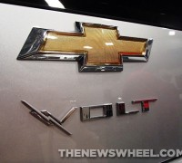 2016 Chevrolet Volt Electric Range