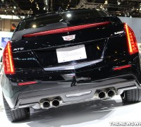 Cadillac global sales