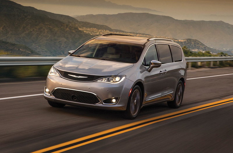 2019 Chrysler Pacifica | Columbus, MS